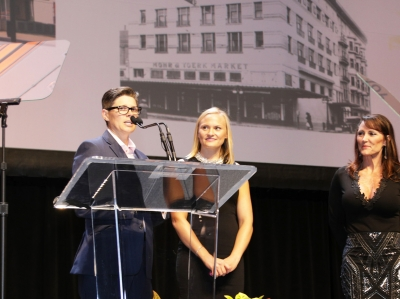 Brown Construction wins the Gold Nugget Grand Award for The M.A.Y. Building in Sacramento|